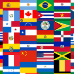 Países para los que sirven las listas de empresas que pagan por responder encuestas